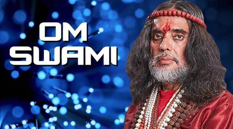 bigg boss, big boss, bigg boss 10, bigg boss swami om ji, bigg boss salman khan, swami om ji salman khan, swami om ji tevelsion, swami om ji news, about swami om ji, about bigg boss contestant, bigg boss season, bigg boss news, bigg boss updates, indian express, entertainment news, indian express news