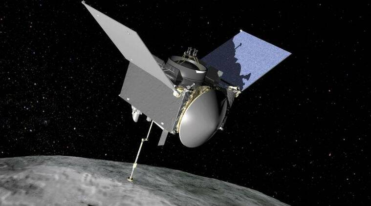 NASA, NASA asteroid mission, Osiris-rex, Osiris spacecraft, nasa spacecraft, Bennu, Asteroid Bennu, Osiris-rex course correction, Osiris-Rex trajectory correction, asteroids, science, science news