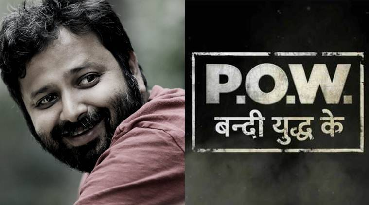 "I'd like to redefine patriotism because it has become a very privileged thing today. If you don't eat something, you're patriotic. If you carry the flag, you're patriotic,"" says Nikkhil Advani, on the sets of his television debut, P.O.W.: Bandi Yuddh Ke."