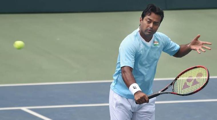 leander paes, andre begemann, paes, tennis, india tennis, paes tennis, Tashkent ATP Challenger, Tennis news, sports news