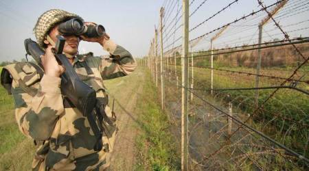 Pakistani national held while trying to cross border in Gujarat: BSF