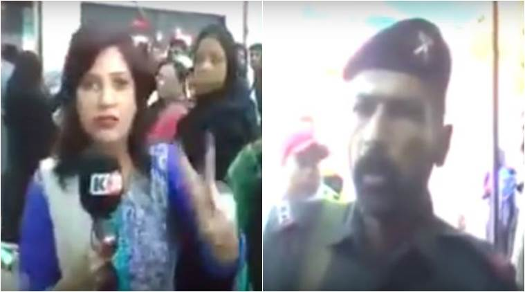 Pakistani officer slapped across face by security officer, video goes viral
