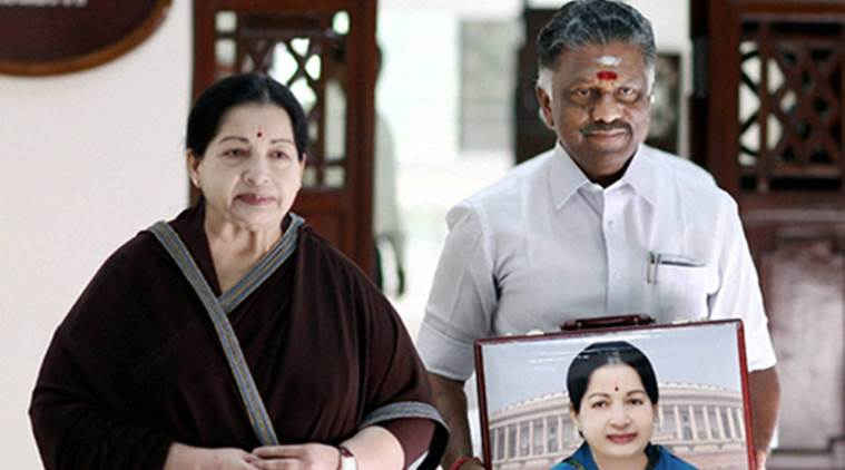 Tamil Nadu: O Panneerselvam presides cabinet meet with Jayalalithaa's photo  on desk | India News,The Indian Express