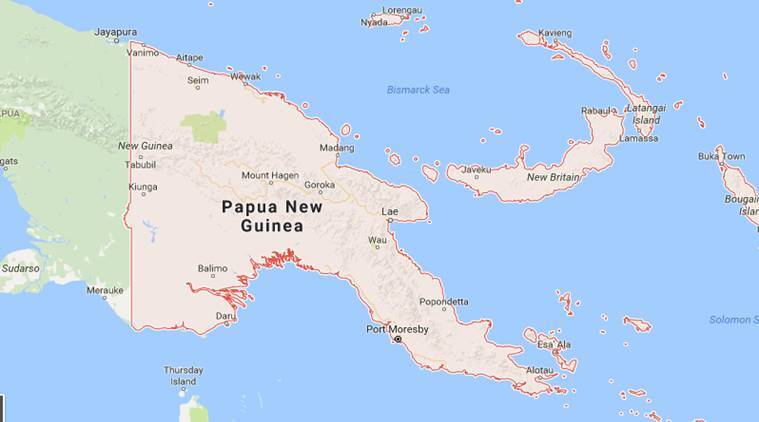 Earthquake, Papua New Guinea, Papua New Guinea quake, Papua New Guinea earthquake, Papua New Guinea tremor, Sydney, ^.9 magnitude earthquake, world news