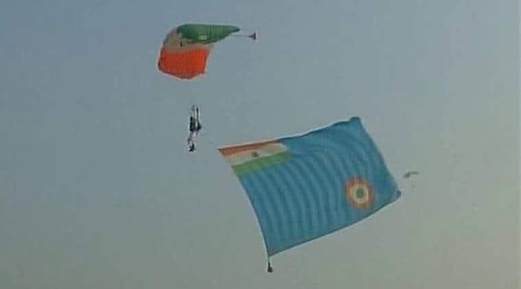 narendra modi, modi, pm modi, air force day, air force day today, arup raha, air force chief, india news