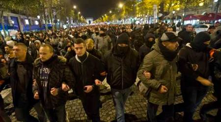 France police, french police chief, france protests, france police equipment, Paris, France news, world news, Indian express news