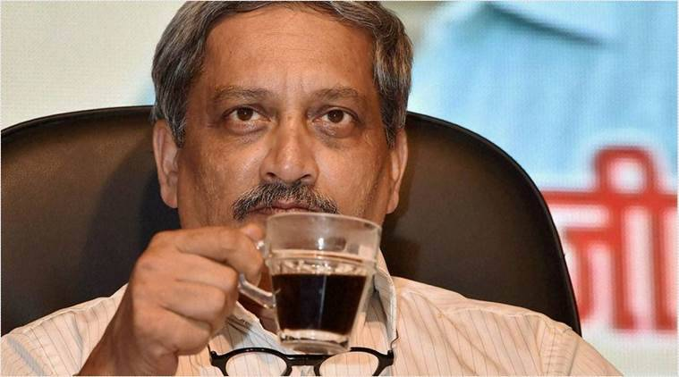manohar parrikar, surgical strikes, RSS inspired surgical strikes, Goa BJP, Goa BJP surgical strikes, narendra modi, PM Modi, surgical strike politics