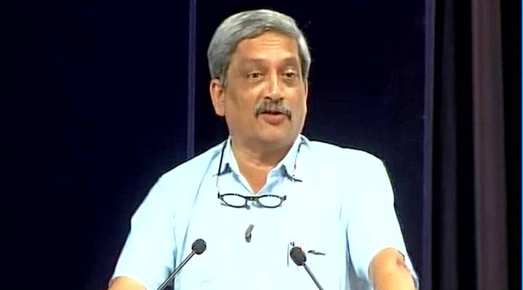manohar parrikar, surgical strikes