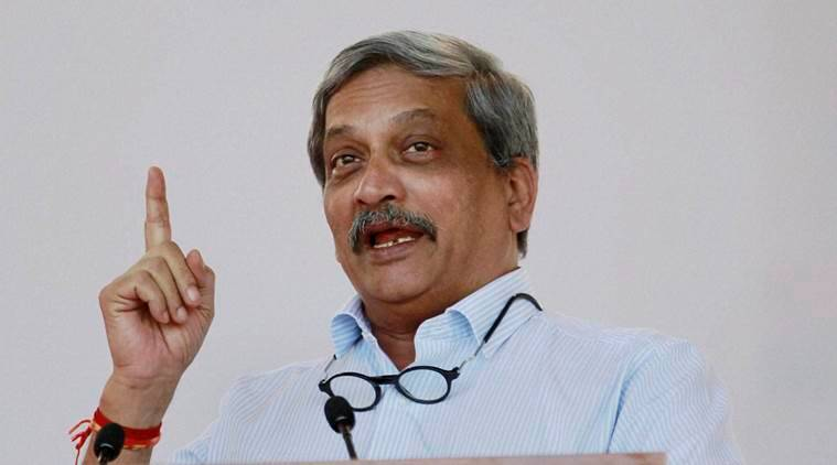 Manohar Parrikar, Demonetisation, India nuclear policy, parrikar Nuclear policy, Parrikar demonetisation, Indian nuclear policy