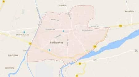 Pathankot, Punjab police, Pathankot search operation, pathankot search op, pathankot suspicious men, India news, indian express news