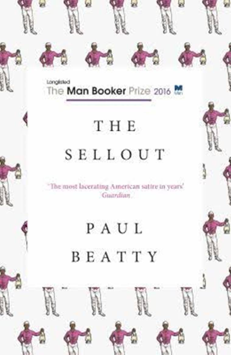 The cover of The Sellout.
