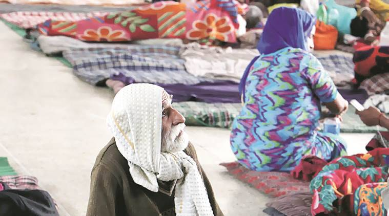 PGIMER gurdwara, abandoned patients, NGOs helping abandoned patients, Chandigarh news, India news, latest news, indian express