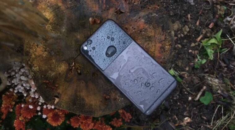 Google, Google pixel, Google Pixel XL, google pixel water resistance, Google pixel IP rating, Google pixel IP53, Google pixel water test, pixel water submersion, Samsung, Galaxy S7, Apple, iPhone 7, iphone 7 water resistance, smartphone, technology, technology news