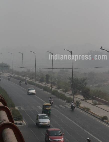 Hold your breath: Delhi's air quality at a new low after Diwali