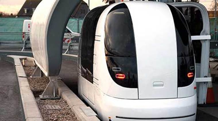 delhi, delhi metrino project, metrino pod project, pod taxis, pod taxis gurgaon, pod transport project, india news, delhi news