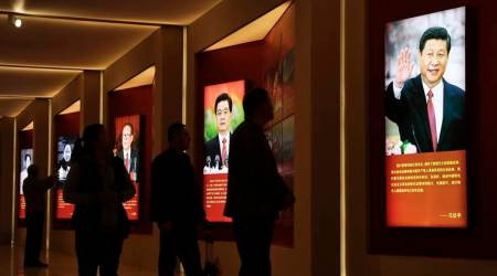 China politics, China politics by numbers, male dominance in Chinese politics, lack of women in Chinese politics, China anti-graft policies, China news, world news, latest news, Indian express