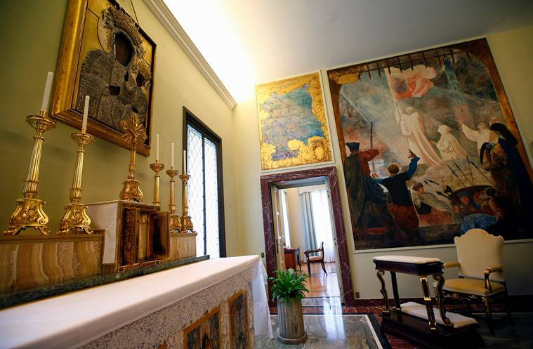 pope, pope summer home, pope summer home open to public, pope room open to public, italy pope summer home, Castel Gandolfo, Castel Gandolfo pope summer home, pope summer home musuem, pope summer home estate, rome, rome special attraction, italy special attraction, latest news, lifestyle news, world news, indian express