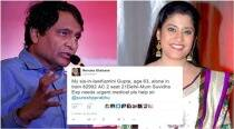 Renuka Shahane tweets to Suresh Prabhu for medical help for a relative on train, and gets it!