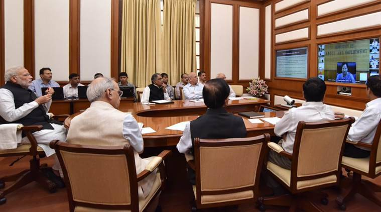 PM Modi, narendra modi, modi, PRAGATI, pragati meeting, EPF beneficiaries, EPF, Employee provident fund, retirement benefits, india news, indian express