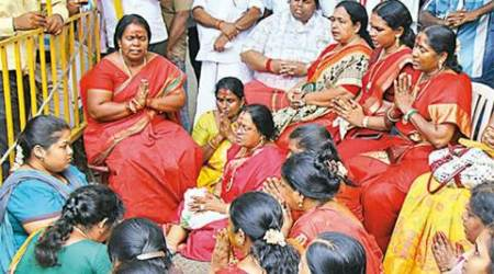Prayers for Amma: A day in the life of Jayalalithaa supporters outside Apollo Hospital, Chennai
