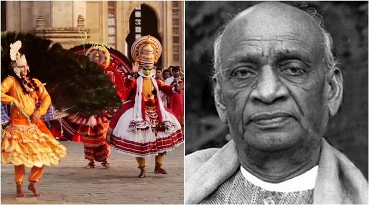 rashtriya ekta diwas, #rashtryiaektadiwas, #sardarvallabhbhaipatel, sardar patel birthday, national unity day, sardar patel birthday celebrations, sardar patel birthday today, indian express, indian express news, viral videos