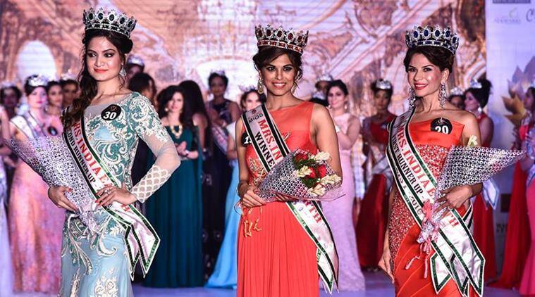 prineet grewal, beauty pageant, beauty pageant 2016, beauty pageant mrs india earth 2016, indian express, indian express news