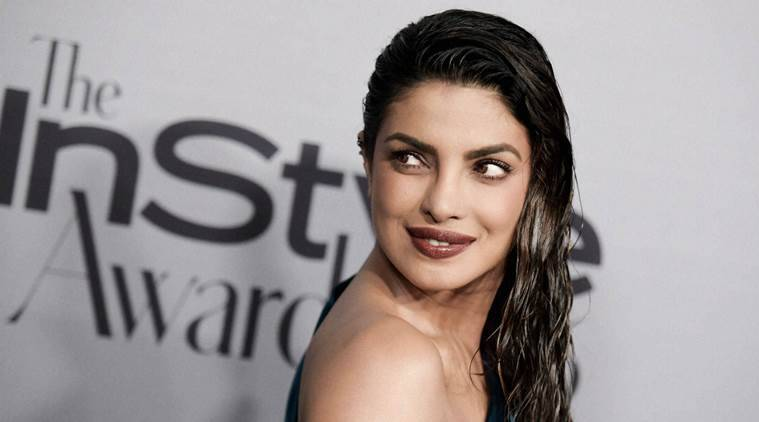 Priyanka Chopra at 2016 InStyle Awards. (Source: AP)