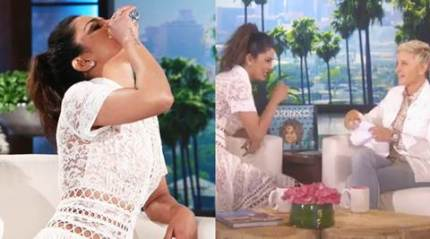 Priyanka Chopra downs tequila on The Ellen DeGeneres Show, gives the smoothest interview. Watch video