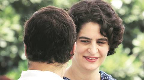 Priyanka played 'active role' in tie-up with SP, says Congress
