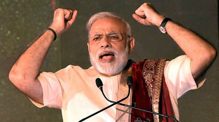 narendra modi, modi, modi goa, brics summit, brics summit goa, modi brics summit, indian express, india news