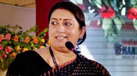 Smriti Irani, Irani, Textile industry, home textile, textile sector, Textile Ministry, special package, business news, latest news, Indian express