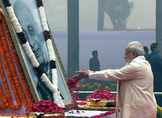 Indira Gandhi, Indira Gandhi memorial, Sardar Vallabhbhai Patel, Sardar Patel memorial, Narendra Modi, Pranab Mukherjee, Rahul Gandhi, Sonia Gandhi,