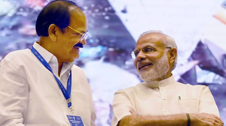 surgical strike, LOC, India pakistan, Venkaiah naidu, swachh bharat, swachh LOC, terror, Modi, news, latest news, India news, national news, Mahatma Gandhi, Narendra Modi,