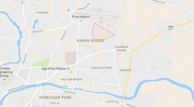 Two held for video shooting in Pune Air Force station premise