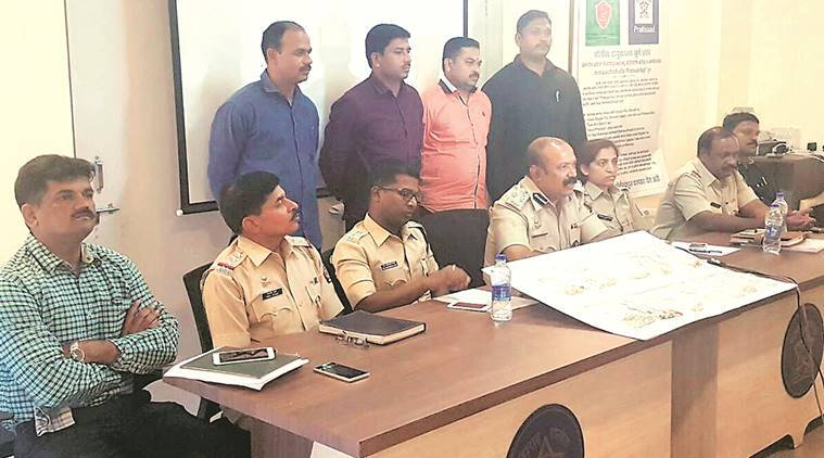 pune robbery, pune theft, pune police, ornaments recovered, woman arrest, pune woman arrest, indian express news, pune , pune news