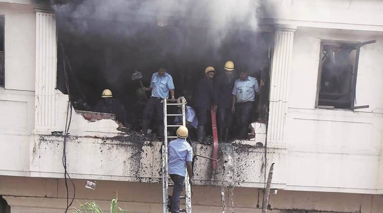 pune fire, fire safety, pune fire department, fire fighting, pune fire fighters, news, latest news, India news, national news