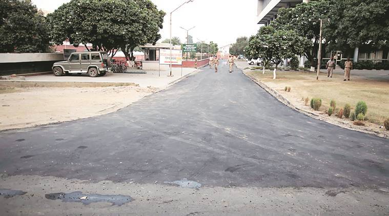 The PAU campus now has smooth roads and potholes have been filled. Gurmeet Singh
