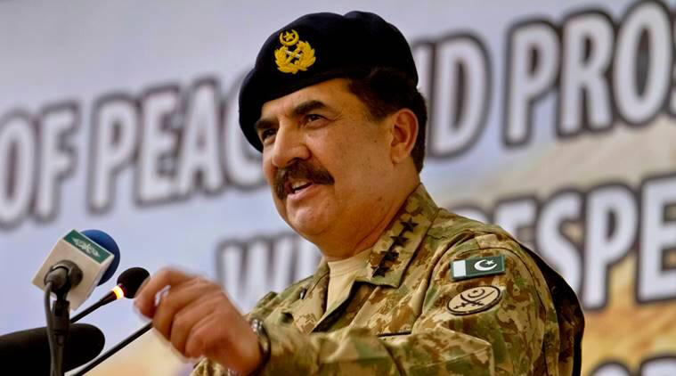 General Raheel Sharif, Pakistan army chief, army chief, pakistan army, raheel sharif retire, pakistan army chief retires, pakistan news, indian express news