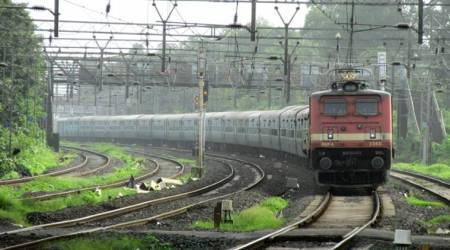 Ernakulam, Ernakulam train service, train service disrupted, disrupted train service, india news, indian express news
