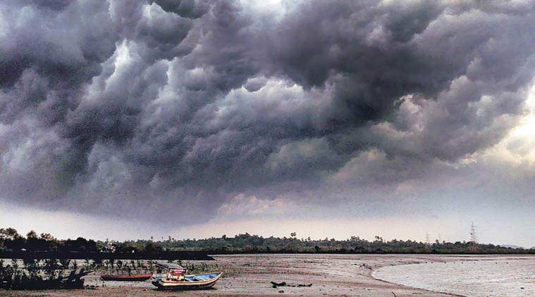 monsoon, indian monsoon, southwest monsoon, rainfall, insufficient rainfall, northeast monsoon, Tamil Nadu, Tamil Nadu-drought, Kerala, Karnataka, India news, Indian Express