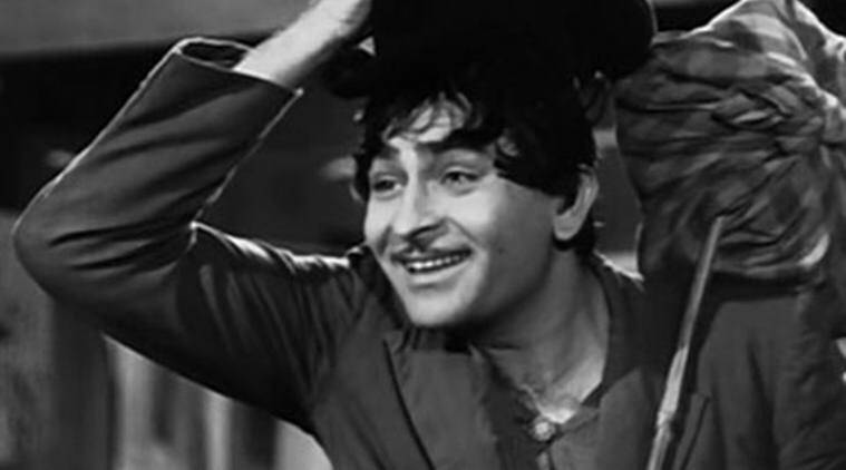awara, awara hoon, raj kapoor, nargis,, india china