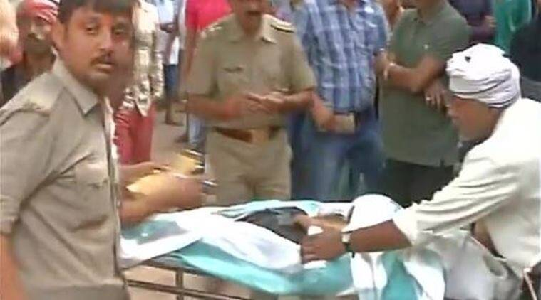 Visuals from the hospital. (Source: ANI)