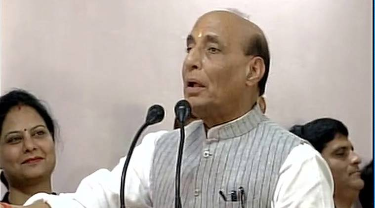 Rajnath Singh, PM modi dussehra event, pm modi lucknow visit, rajnath lucknow visit, lucknow dussehra event, lucknow, India news, latest news, Indian express