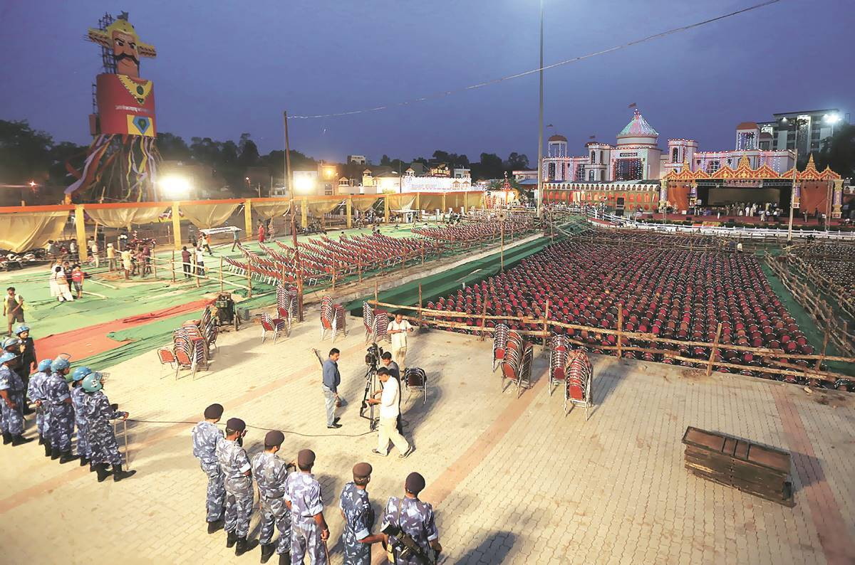 No proposal to rename Ramlila Maidan after Vajpayee: North Delhi ...