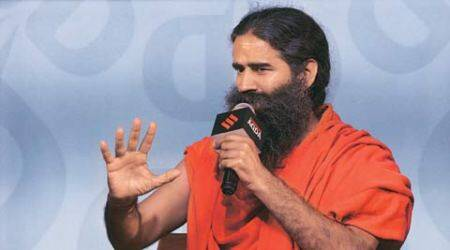 Scribes protest over reporter's assault during Ramdev's visit