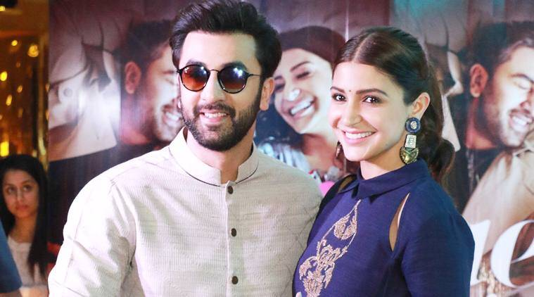 Anushka Sharma, Ranbir Kapoor, Ae Dil Hai Mushkil, ranbir-anushka chemistry, anushka on ranbir kapoor, anushka sharma news, ranbir kapoor news, bollywood news, bollywood updates, entertainment news, indian express news, indian express