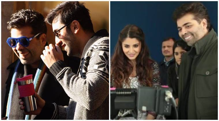 Ranbir Kapoor and Anushka Sharma spill the beans on how it is to work with Ae Dil Hai Mushkil director Karan Johar.