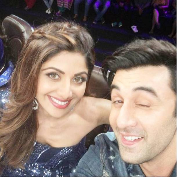 shilpa shetty, ranbir kapoor, super dancer, shilpa shetty ranbir kapoor