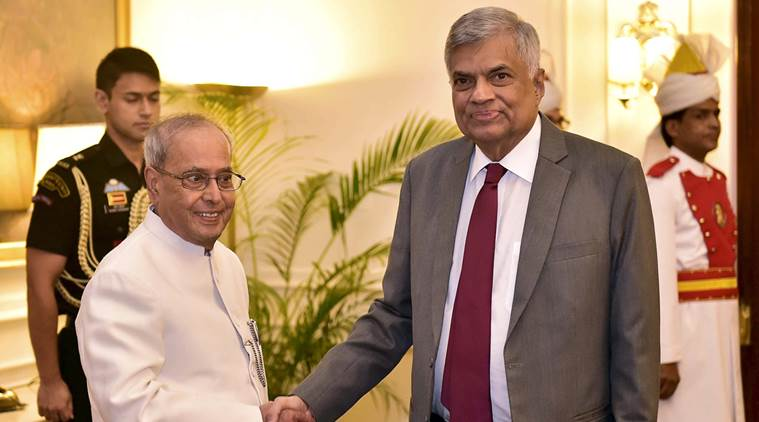 Sri Lanka India ETCA pact, Economic and Technology Co-operation Agreement, Sri Lankan Prime Minister, Ranil Wickremesinghe, India Economic Summit, India news, Sri Lanka, latest news