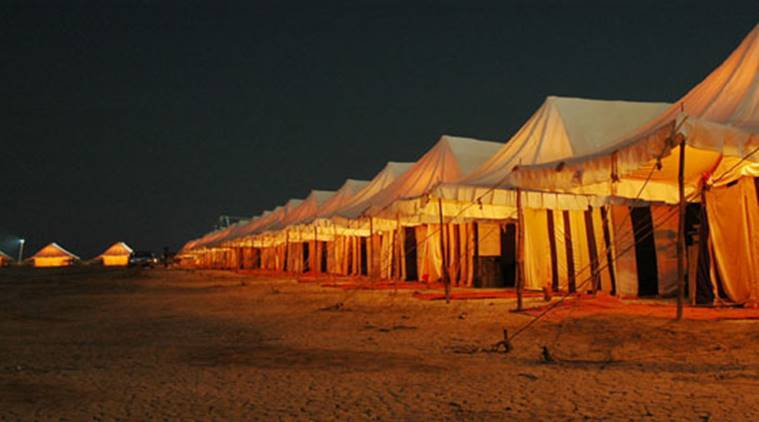 Rann Utsav, Rann Utsav 2017, Rann Utsav bhuj, rann of kutch, gujarat tourism, gujarat, gujarat rann of kutch, kutch festival, rann utsav february 2017, indian express, india news